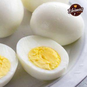 Boiled Egg-Bhimas