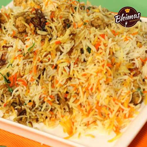 Boneless Chicken Biryani