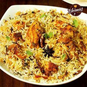 Boneless Chicken Biryani-Bhimas