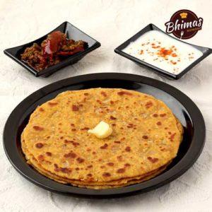 Chapathi-Bhimas