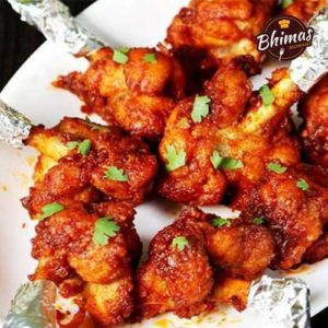 Chicken Lollipop-Bhimas