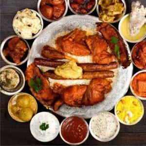 Chicken Meals-Bhimas