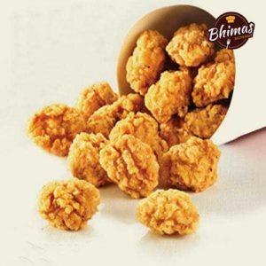 Chicken Popcorn-Bhimas