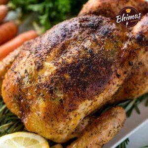 Chicken Roast-Bhimas