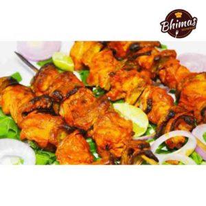 Chicken Tikka-Bhimas