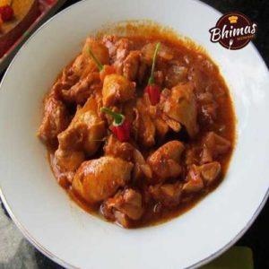 Chilly Chicken-Bhimas