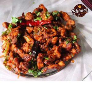 Dragon Chicken-Bhimas