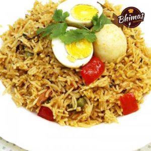 Egg Biryani-Bhimas