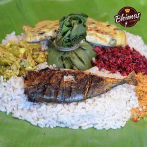 Fish Meals-Bhimas