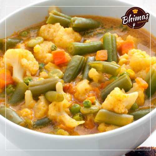 Mixed Veg Curry