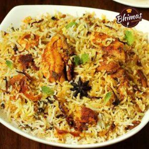 Mughalai Chicken Biryani-Bhimas