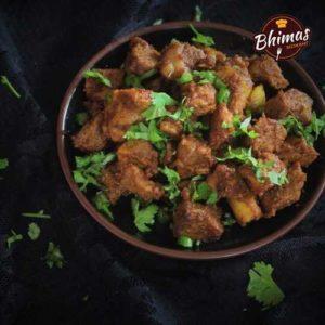 Mutton Fry-Bhimas