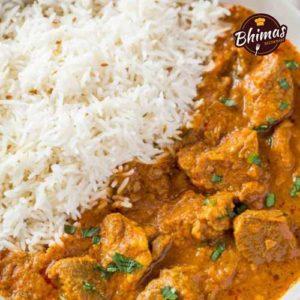 Mutton Meals-Bhimas
