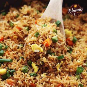 Special Fried Rice-Bhimas