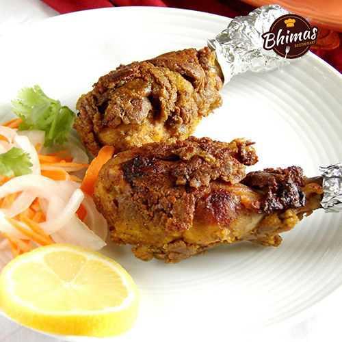 Tangdi Kabab 2 Pcs