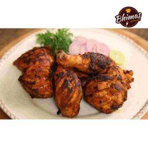 Tandoori Chicken Half-Bhimas