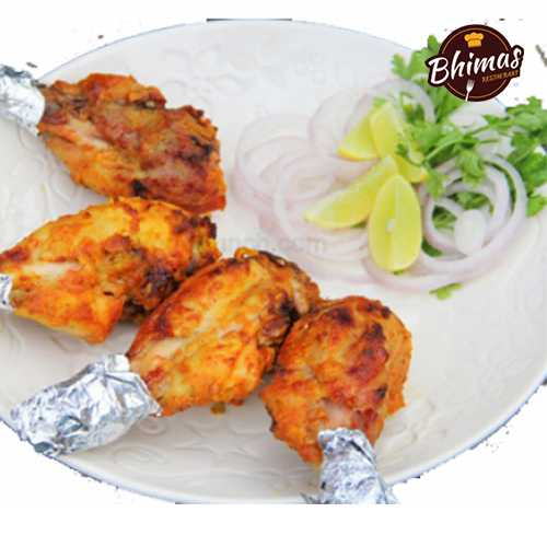 Tangdi Kabab 4 Pcs