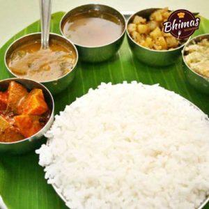 Veg Meals-Bhimas