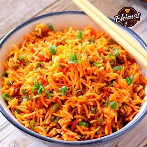 Veg Schezwan Fried Rice/Noodles