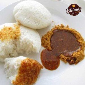 ghee idly-Bhimas