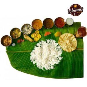 plate meals-Bhimas